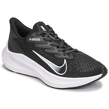 Schoenen Dames Running / trail Nike AIR ZOOM WINFLO 7 Zwart / Wit