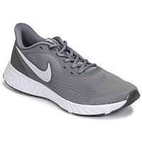Schoenen Heren Running / trail Nike REVOLUTION 5 Grijs