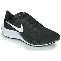 Schoenen Heren Running / trail Nike AIR ZOOM PEGASUS 37 Zwart / Wit