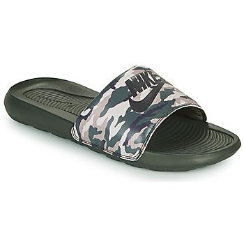Schoenen Heren slippers Nike VICTORI ONE BENASSI Grijs