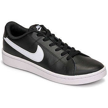 Schoenen Heren Lage sneakers Nike COURT ROYALE 2 LOW Zwart / Wit