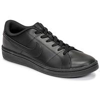 Schoenen Heren Lage sneakers Nike COURT ROYALE 2 LOW Zwart