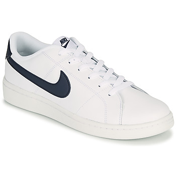 Schoenen Heren Lage sneakers Nike COURT ROYALE 2 LOW Wit / Blauw