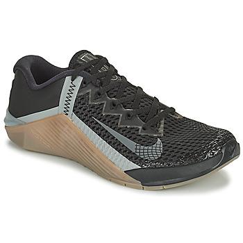Schoenen Heren Allround Nike METCON 6 Zwart / Grijs