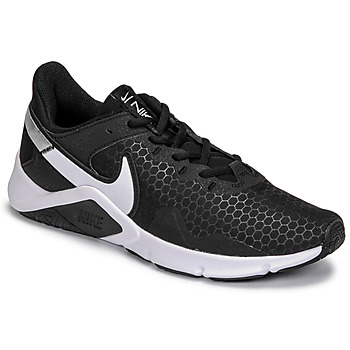 Schoenen Heren Allround Nike LEGEND ESSENTIAL 2 Zwart / Wit