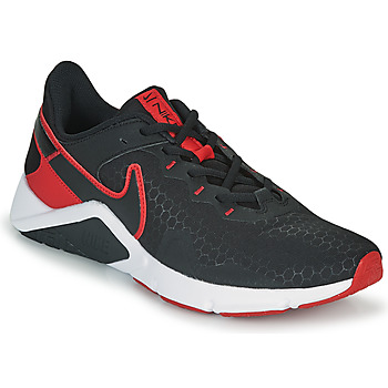 Schoenen Heren Allround Nike LEGEND ESSENTIAL 2 Zwart / Rood