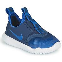 Schoenen Jongens Allround Nike FLEX RUNNER TD Blauw