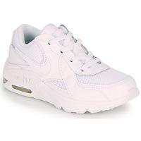 Schoenen Kinderen Lage sneakers Nike AIR MAX EXCEE PS Wit