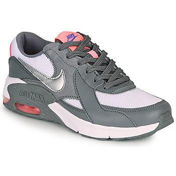 Schoenen Meisjes Lage sneakers Nike AIR MAX EXCEE GS Grijs / Roze