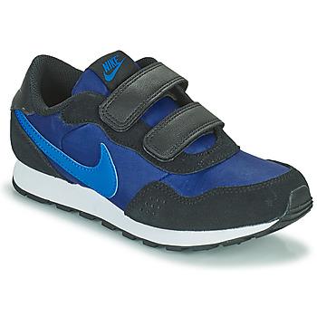 Schoenen Jongens Lage sneakers Nike MD VALIANT PS Blauw