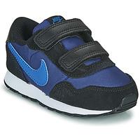 Schoenen Jongens Lage sneakers Nike MD VALIANT TD Blauw