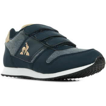 Schoenen Kinderen Lage sneakers Le Coq Sportif Jazy Classic PS Blauw