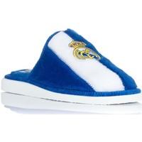 Schoenen Dames Sloffen Andinas 790-90 Blauw