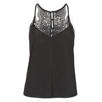 Textiel Dames Mouwloze tops Vero Moda VMANA Zwart