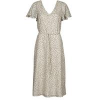 Textiel Dames Korte jurken Vero Moda VMJOT Beige