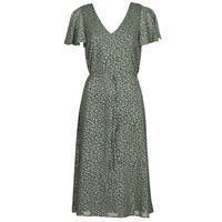 Textiel Dames Korte jurken Vero Moda VMJOT Kaki