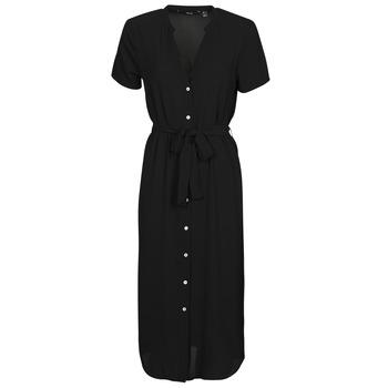 Textiel Dames Korte jurken Vero Moda VMSAGA Zwart
