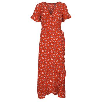Textiel Dames Lange jurken Vero Moda VMSAGA Rood