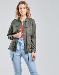 Textiel Dames Jasjes / Blazers Vero Moda VMVIVIANA Kaki