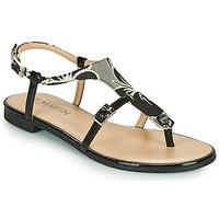 Schoenen Dames Sandalen / Open schoenen JB Martin 2GAELIA Zwart
