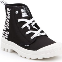 Schoenen Hoge sneakers Palladium Pampa HI Future 76885-002-M white, black