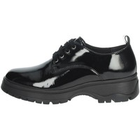 Schoenen Dames Mocassins Riposella IC-117 Black