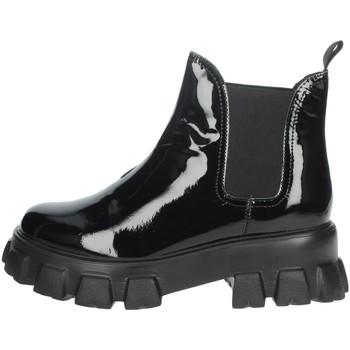 Schoenen Dames Laarzen Nina Capri IC-154 Black