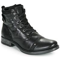Schoenen Heren Laarzen Redskins YANI Zwart