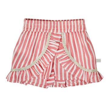Textiel Meisjes Korte broeken / Bermuda's Ikks XS26000-35 Rood