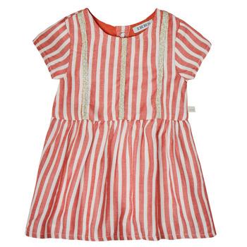 Textiel Meisjes Korte jurken Ikks XS30000-35 Rood