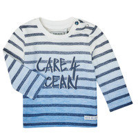 Textiel Jongens T-shirts met lange mouwen Ikks XS10001-19 Multicolour