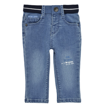 Textiel Jongens Skinny jeans Ikks XS29001-83 Blauw