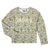 Textiel Meisjes Sweaters / Sweatshirts Ikks XS15032-11-C Multicolour