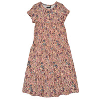 Textiel Meisjes Lange jurken Ikks XS30042-32-C Multicolour