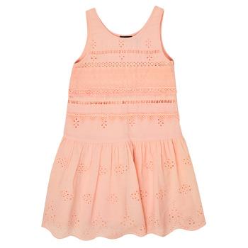 Textiel Meisjes Korte jurken Ikks XS31012-32-C Roze