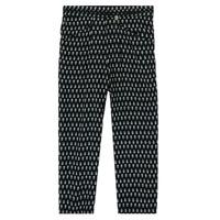 Textiel Meisjes Losse broeken / Harembroeken Ikks XS22002-02-C Zwart