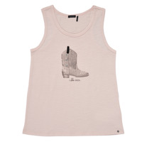 Textiel Meisjes Mouwloze tops Ikks XS10302-31-J Roze