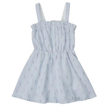 Textiel Meisjes Korte jurken Ikks XS31022-48-C Blauw