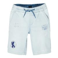 Textiel Jongens Korte broeken / Bermuda's Ikks XS25223-82-C Blauw