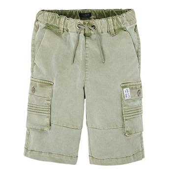 Textiel Jongens Korte broeken / Bermuda's Ikks XS25153-57-C Kaki