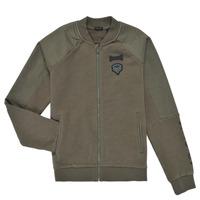 Textiel Jongens Sweaters / Sweatshirts Ikks XS17043-57-J Kaki