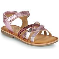 Schoenen Meisjes Sandalen / Open schoenen Mod'8 CANILA Roze