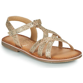 Schoenen Meisjes Sandalen / Open schoenen Mod'8 CANISA Goud