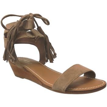 Schoenen Dames Sandalen / Open schoenen L'atelier Tropezien Sh417 Bruin