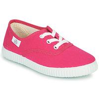 Schoenen Meisjes Lage sneakers Citrouille et Compagnie KIPPI BOU Roze