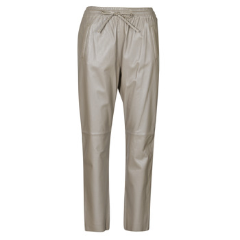 Textiel Dames 5 zakken broeken Oakwood GIFT Grijs