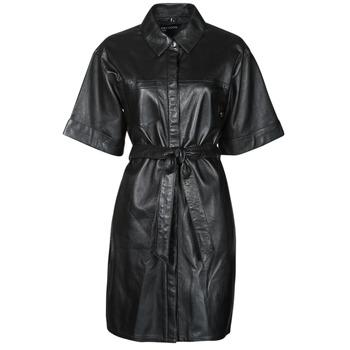 Textiel Dames Korte jurken Oakwood BREAK Zwart