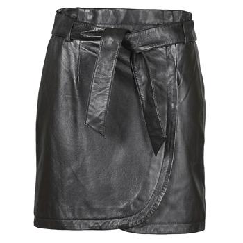 Textiel Dames Rokken Oakwood INSTAX Zwart