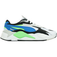 Schoenen Heren Sneakers Puma RS-X3 Puzzle Soft Wit