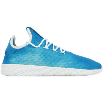 Schoenen Sneakers adidas Originals PW Tennis HU Holi Festival Blauw